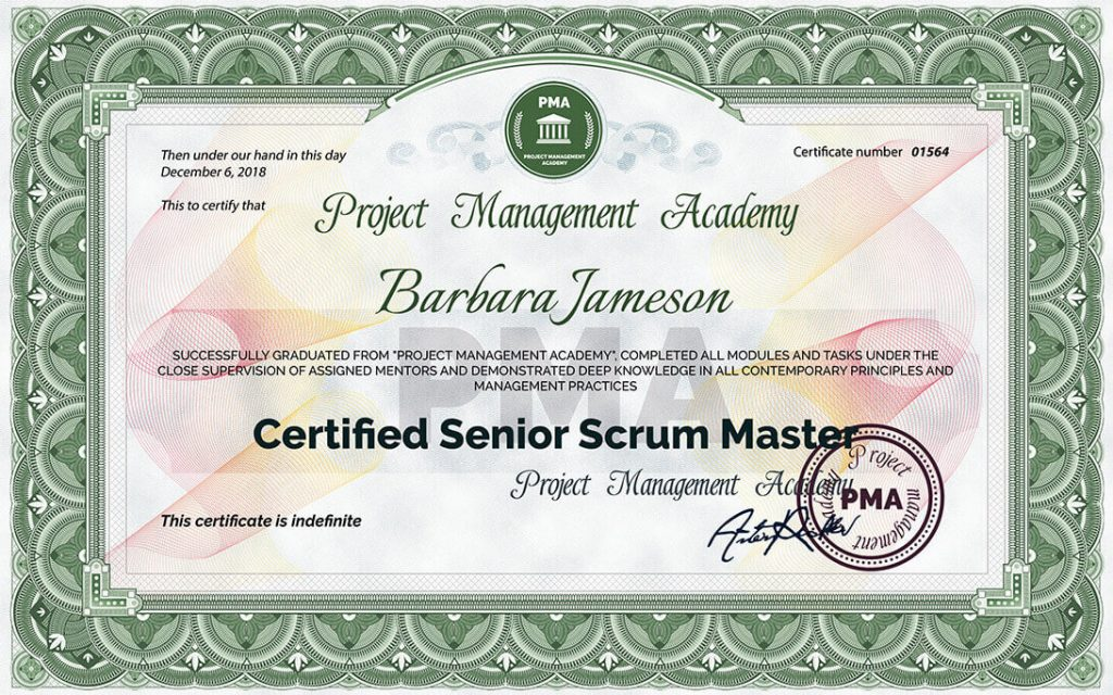 Agile Scrum Master Certification Bulgaria Обучение и курс
